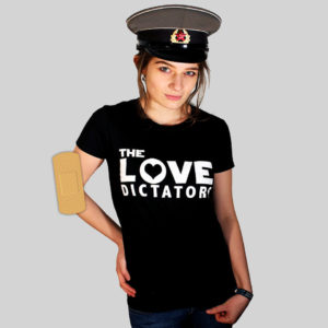 The Love Dictators Womens' Logo Shirt