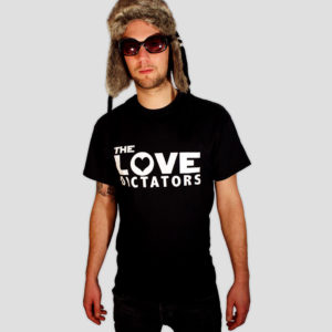 The Love Dictators Mens' Logo Shirt