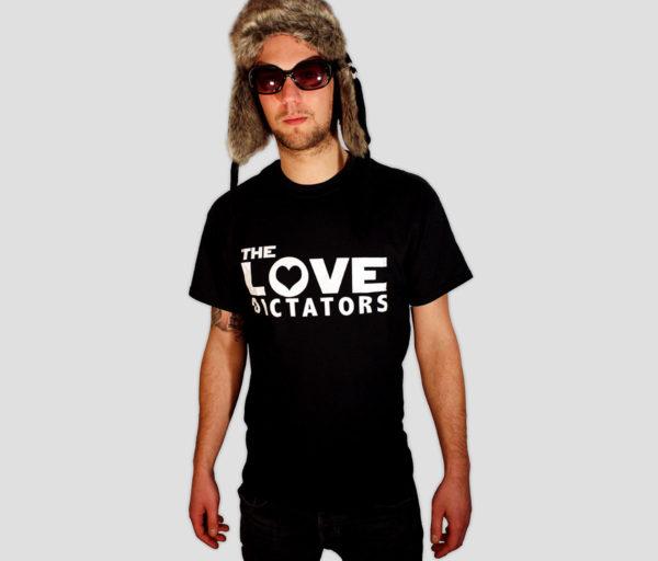 The Love Dictators Mens' Logo Shirt