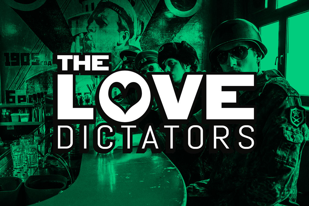 The Love Dictators Logo