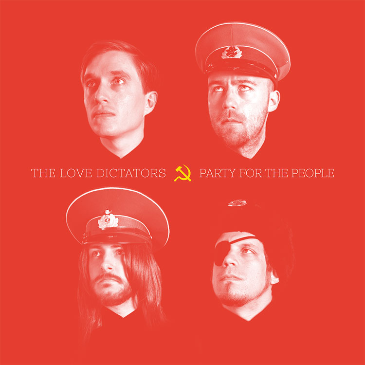 Party for the People Album Cover