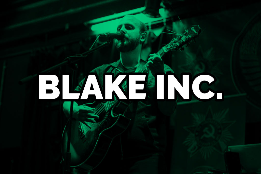 Blake Inc. Beispielbild